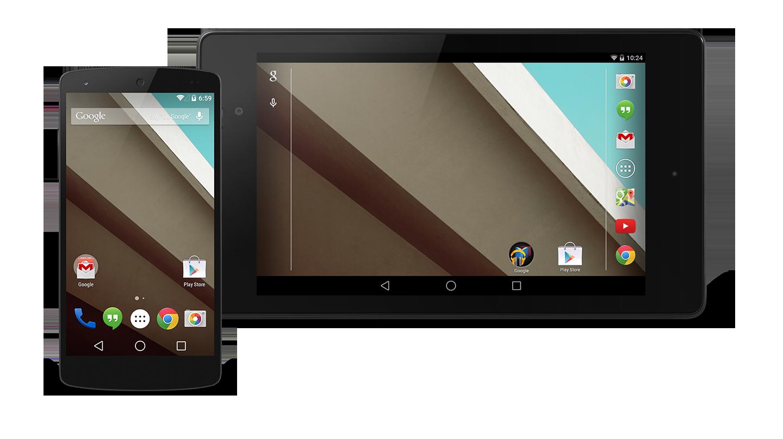 Google announces Android L's developer preview